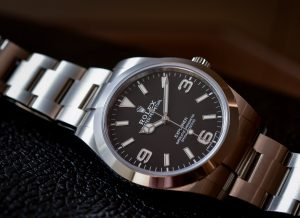 the 2016 Rolex Explorer still is an Explorer, with its timeless appeal